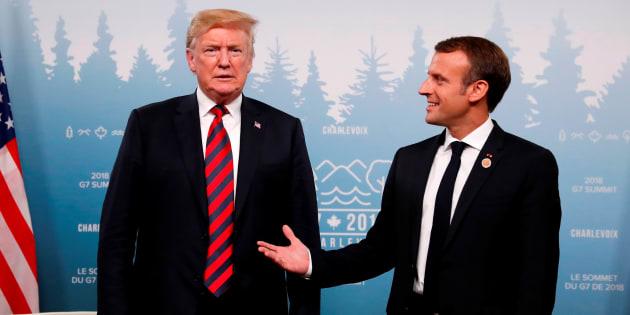 La France doute du résultat du sommet Trump-Kim.