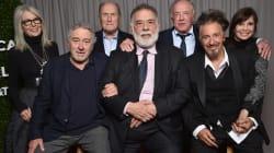 El elenco de 'El Padrino' 45 años
