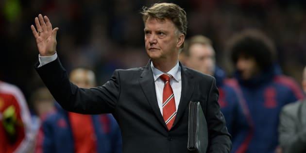 L'entraîneur néerlandais Louis Van Gaal - ici en 2015 - prend sa retraite