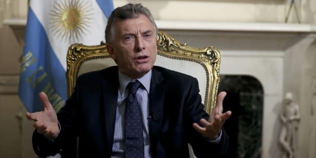 El presidente de Argentina habla acerca de la controversia por la final de la Copa Libertadores. Anteriormente fue directivo del Boca Juniors, uno de los finalistas.