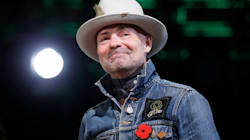 Gord Downie Was Honoured In The Grammys' In Memoriam