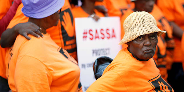 5.7 million South Africans will receive their SASSA grant on 1 April