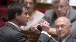 Valls confirme à l'Assemblée sa volonté de prolonger l'état