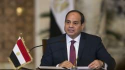 Al Sisi: