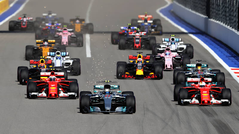 Russian Grand Prix shakes up the established F1 pecking order
