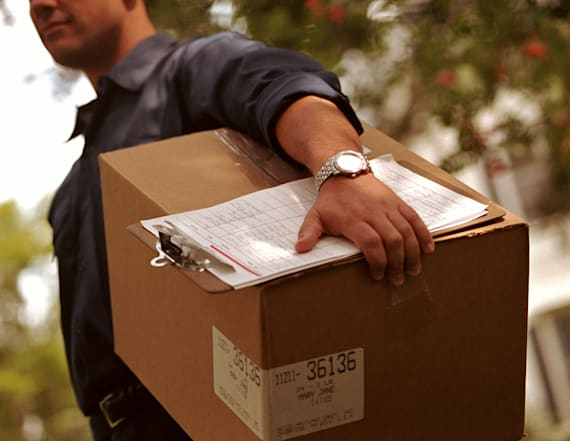 Filing tax returns for delivery drivers