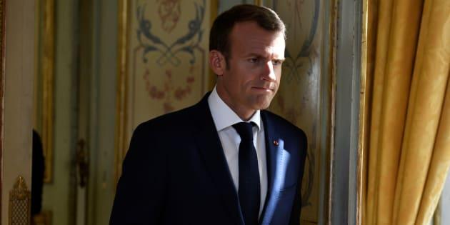 La popularité de Macron au plus bas après l'affaire Benalla - SONDAGE EXCLUSIF