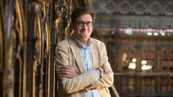 Óscar López, próximo presidente de Paradores