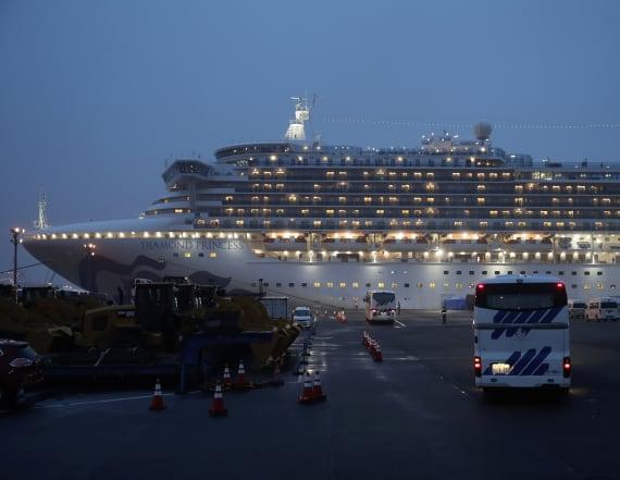 14 U.S. citizens on cruise ship contract coronavirus