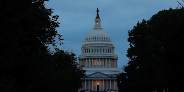 Un homme qui voulait se faire sauter près du Congrès américain arrêté