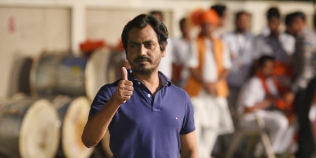 Actor Nawazuddin Siddiqui, September, 2016, Mumbai. (Photo by Pratik Chorge/Hindustan Times via Getty Images)