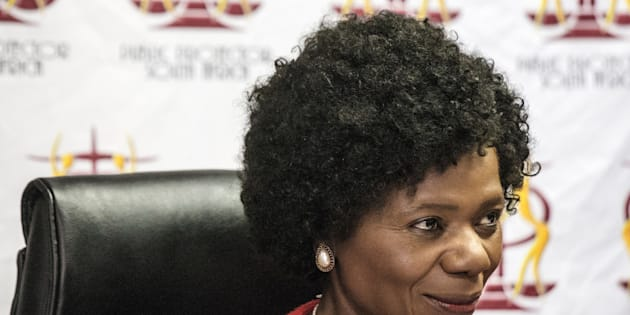 Former Public Protector Thuli Madonsela... how we could do with her right now...