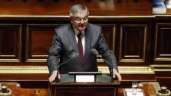 Gérard Larcher propose la nomination de Michel Mercier au Conseil