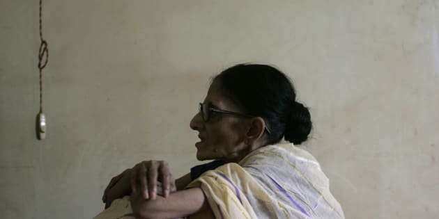 Return son visits mother in Mumbai, finds her skeleton in bedroom