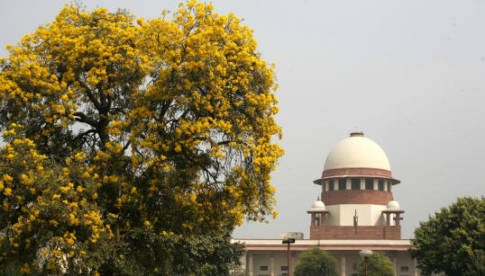 SC Refuses To Interfere In Governor's Decision To Dissolve J-K