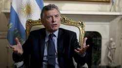 Macri llama a la reflexión con la final de la Copa Libertadores en