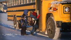 Les syndiqués acceptent l'entente de principe avec le transporteur scolaire