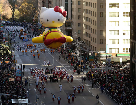 Biting winds to grip Macy's Thanksgiving Day Parade