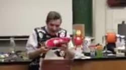 Cette classe a su trouver le cadeau de Noël parfait pour son