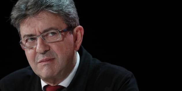 Jean-LucMélenchon, le candidat qui ne veut pas gagner l'élection présidentielle. REUTERS/Christian Hartmann