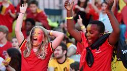 Coupe du monde: la Belgique bat