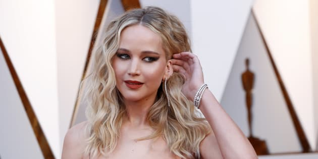 L'attrice Jennifer Lawrence rivela: