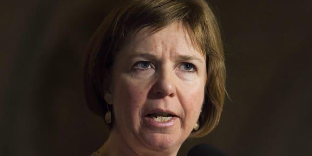 Sheila Malcolmson avait démissionné pour se présenter sur la scène provinciale.