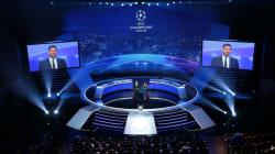 Sorteggio Champions League: gironi di ferro per Napoli e Inter, va meglio per Juventus e