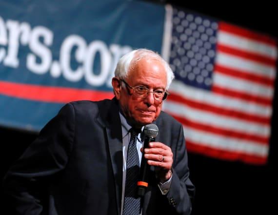 Sick veteran to Sanders: 'I'm gonna kill myself'