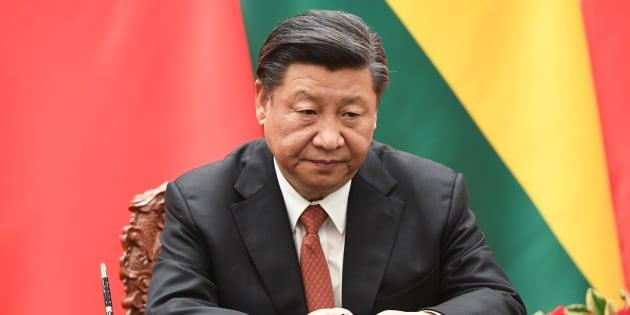 """La Chine accuse les Etats-Unis d'avoir déclenché """"la plus grande guerre commerciale de l'histoire""""."""