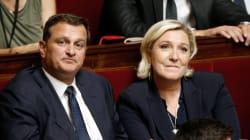 Pendant que Marine Le Pen défend les cheminots, Louis Aliot dénonce la