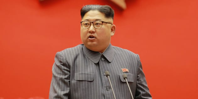 Kim Jong-un a