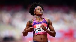 Jamaican Olympian Wins 100m Sprint In