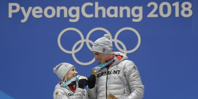 Jeux olympiques d'hiver 2018: ce Français champion olympique... pour l'Allemagne