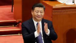 Xi Jinping réélu à l'unanimité pour 5