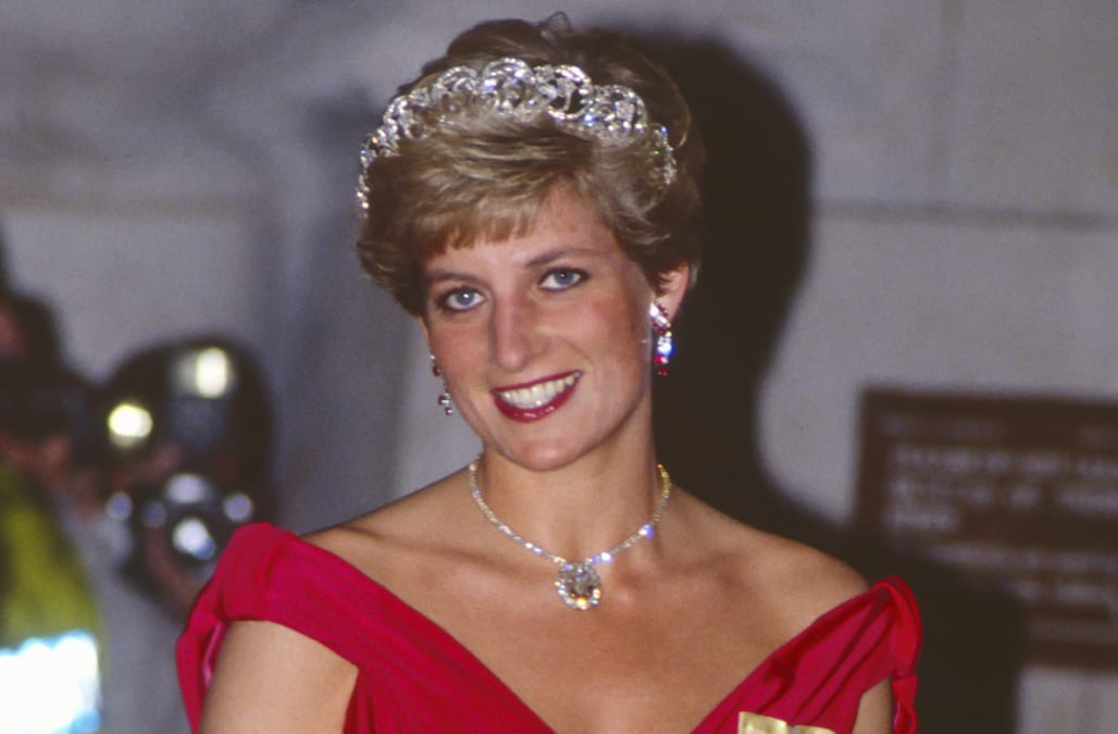 Why Princess Diana's name was banned from church service the