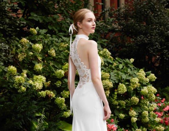 Lela Rose kicks off Bridal Week with gorgeous line