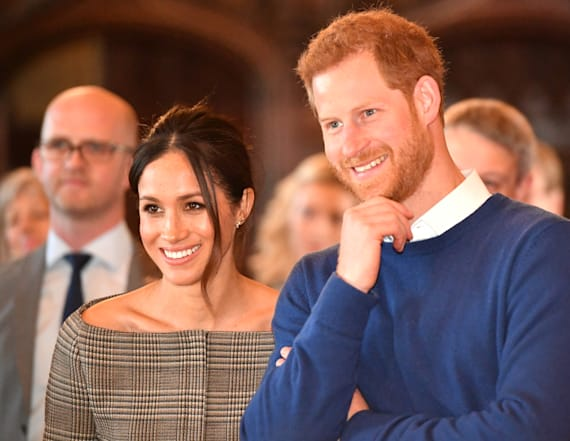 Harry and Meghan are hiring an assistant!