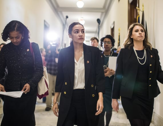Ocasio-Cortez quotes popular girl group in tweets