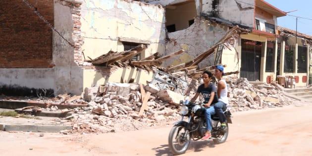 Recuento de daños: terremoto de Chiapas hace historia