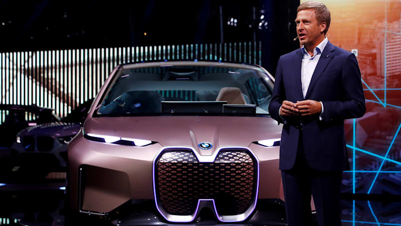 BMW says it's ready for any internal combustion sales bans by 2030