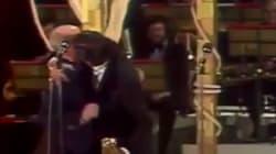 Ce jour où Jerry Lewis a embrassé Louis de Funès aux