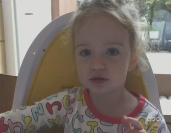 Jimmy Kimmel pranks his own daughter