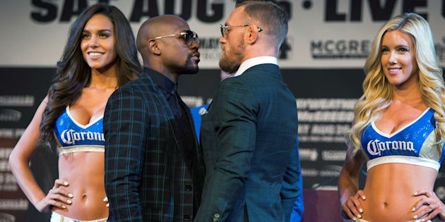 Mayweather Promises That McGregor Will Not See The Final Bell