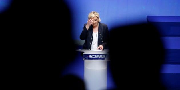 Assistants parlementaires: le Parlement européen alourdit la facture du Front national de 2 millions d'euros