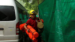 First Boys Rescued From Thailand Cave After Being Trapped For 2
