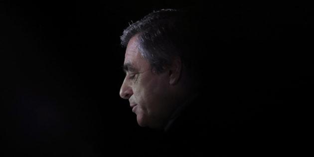 Crash ou pas crash pour la candidature de François Fillon à l'élection présidentielle? REUTERS/Christian Hartmann
