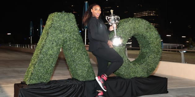 Serena Williams nearly died giving birth