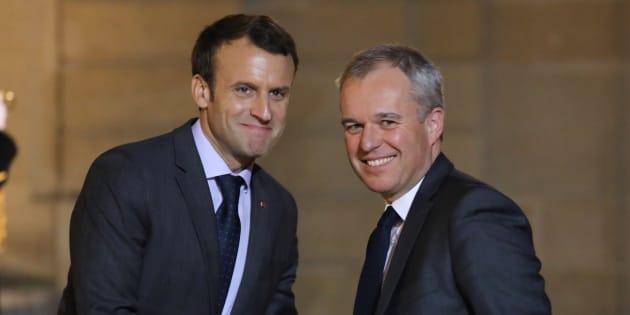 L'actuel président LREM de l'Assemblée nationale (ex-EELV) François de Rugy succède à Nicolas Hulot au ministère de la Transition écologique.
