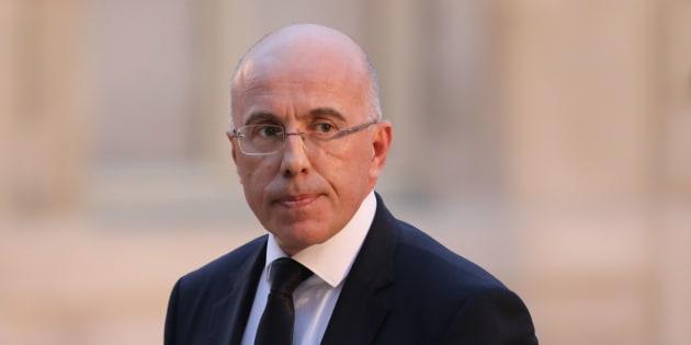 Eric Ciotti à Paris le 30 janvier 2018.